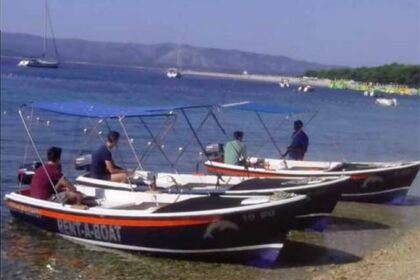 Rental Motorboat Pasara Open Bol