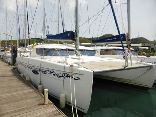 Catamarano Fountaine Pajot Lipari 41 tra privati