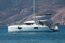 Catamaran Lagoon 42 for rental