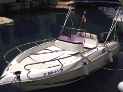 Motorboat GALEON Galia 475 for hire